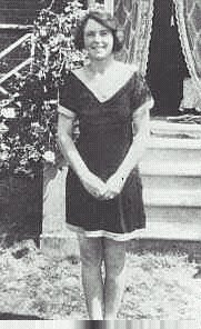 pic of Sister Amy in 1920's swimsuit