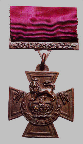 Pic of the Victoria Cross Medal